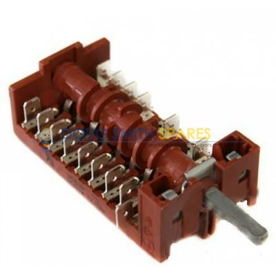 A/034/09 Ilve Oven Rectangular Selector Switch (10-Position)