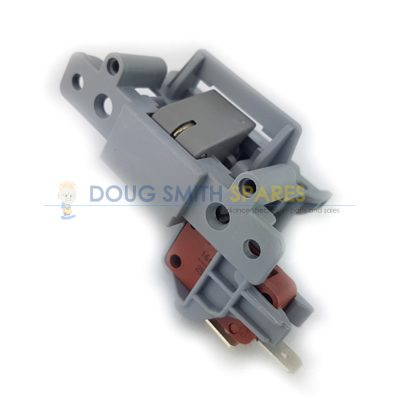 A195887 Ariston Dishwasher Door Latch Catch (Includes Microswitch)