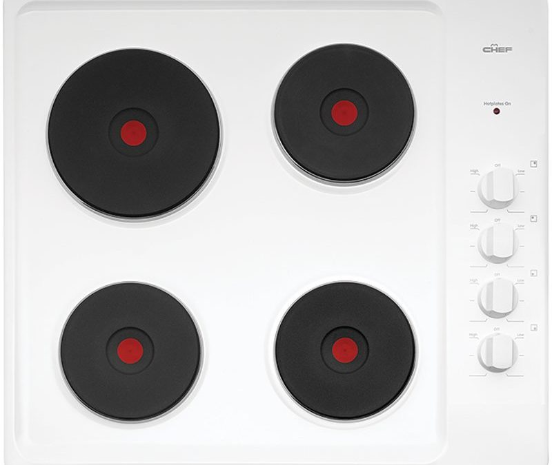 Chef CHS642WA Electric Cooktop – $248