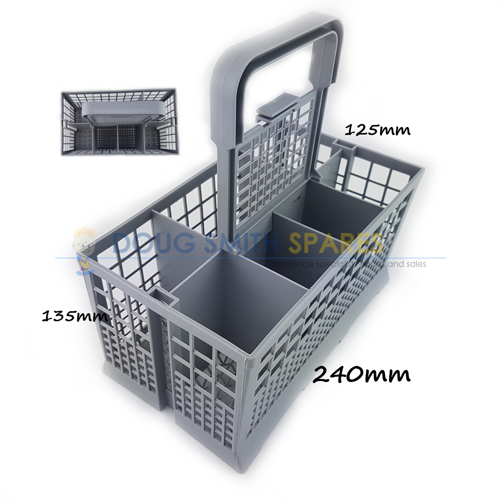 DSDW001 Universal Parts Dishwasher Universal Cutlery Basket