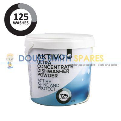 DW2KG Aktivo Dishwasher Ultra Concentrate Powder (2kg Tub)