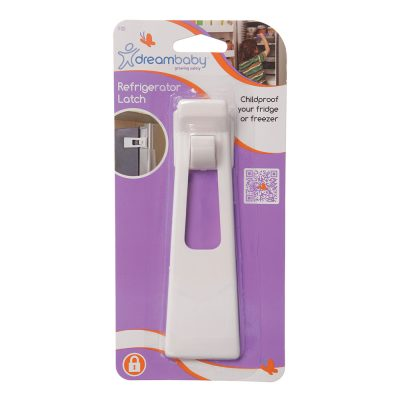 F121 Dreambaby Safety Child-Safety Refrigerator Latch