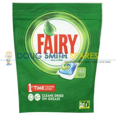 FAIRYTAB-O44 Fairy Fairy Auto Dish Tab AllInOne (44-Pack)
