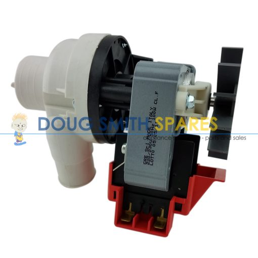 43585413 Hoover Washing Machine Electric Drain Pump