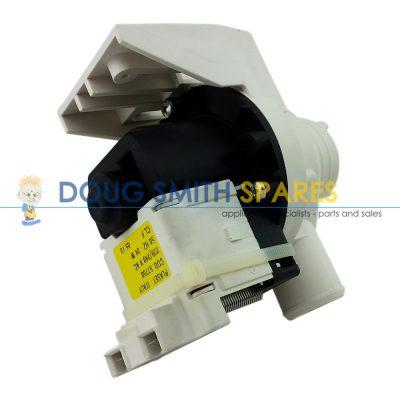 43585421 Hoover Washing Machine Synchronous Drain Pump (180deg Outlet)