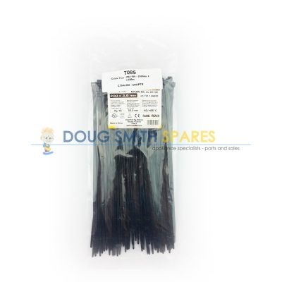 T085 Universal Cable Ties (200mm