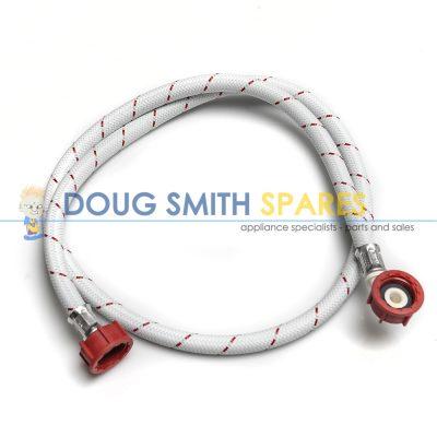 0571200125 Universal Washing Machine 1.4m Universal Red Inlet Hose
