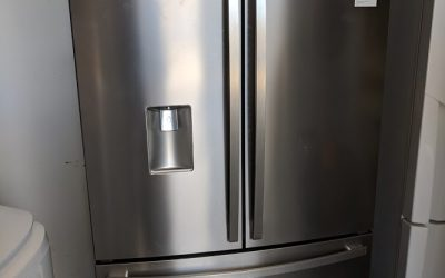 Westinghouse WHE6060SA-D French Door Fridge $1525 Gold Coast