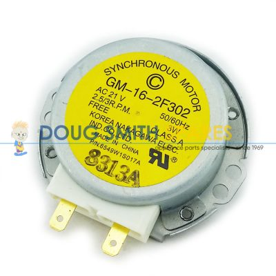 6549W1S017A LG Microwave Synchronous Circulating Turntable Motor