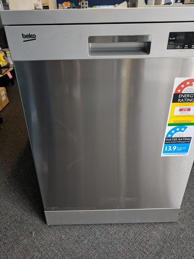 Beko DFN16420X Dishwasher. Doug Smith Spares Gold Coast Nov 18