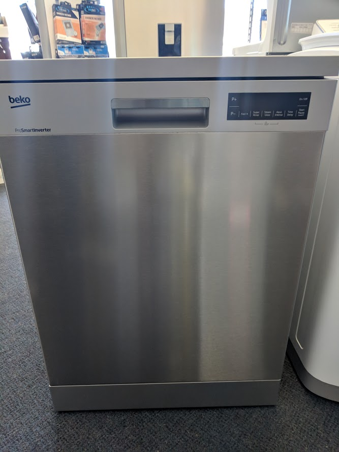 Beko DFN38450X Dishwasher. Doug Smith Spares Gold Coast Nov 18