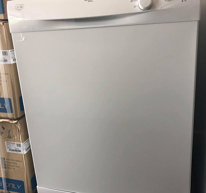 Dishlex DSF6106W Dishwasher – $419 Pymble