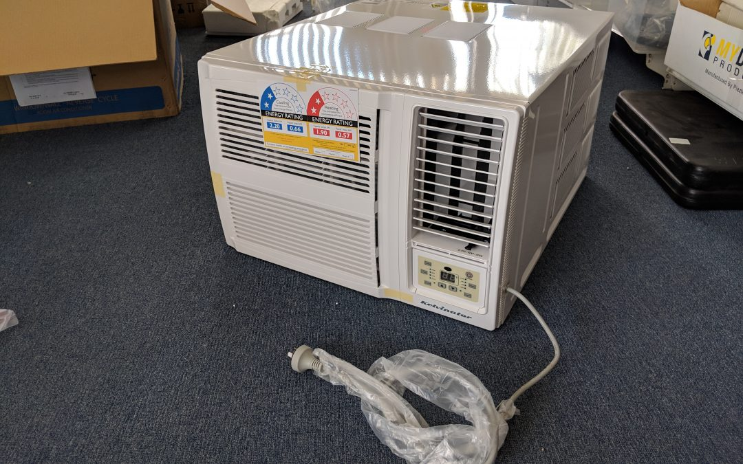 * Kelvinator KWH20HRE Window Wall Room Air Conditioner – $468 Granville