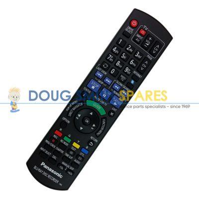 N2QAYB000755 Panasonic Blu-Ray Remote Control
