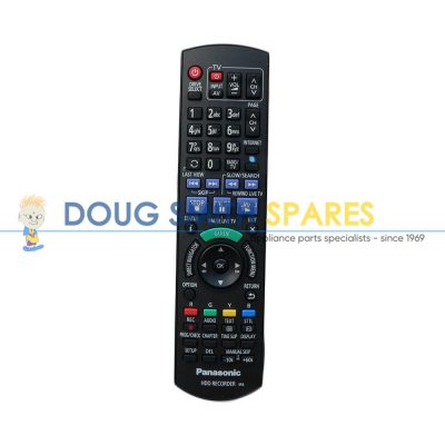 N2QAYB000781 Panasonic Video Recorder Remote Control