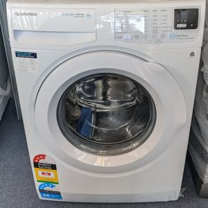 Simpson SWF8025DQWA Front Loading Washing Machine. Doug Smith Spares Granville Dec19