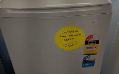 Simpson SWT1043 Washing Machine – $645 Granville