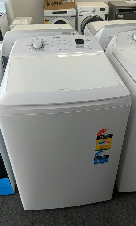Simpson SWT8043 Washing Machine. Doug Smith Spares Pymble Nov 18