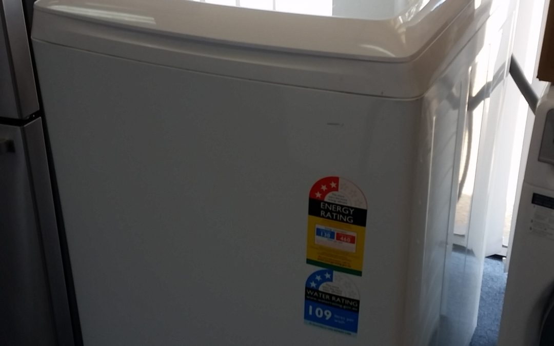 *** Sold *** Simpson SWT8043 Washing Machine $535 Granville