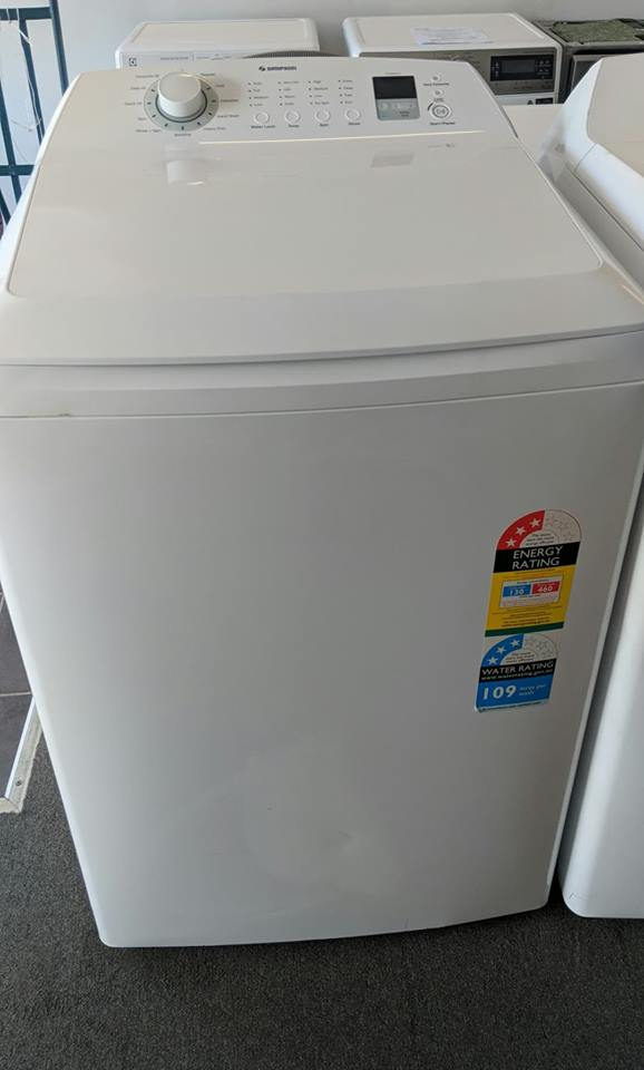 Simpson SWT8063E Washing Machine. Doug Smith Spares Pymble Nov 18