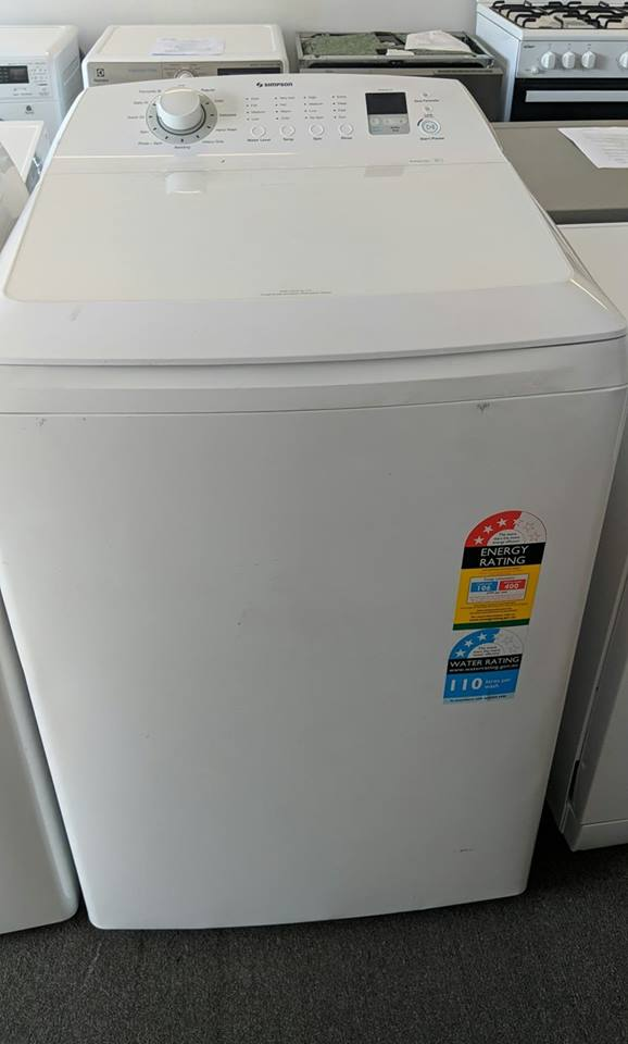 Simpson SWT9043 Washing Machine. Doug Smith Spares Pymble Nov 18