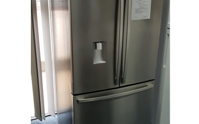 Westinghouse WHE6060SA-D French Door Fridge $1549 Granville