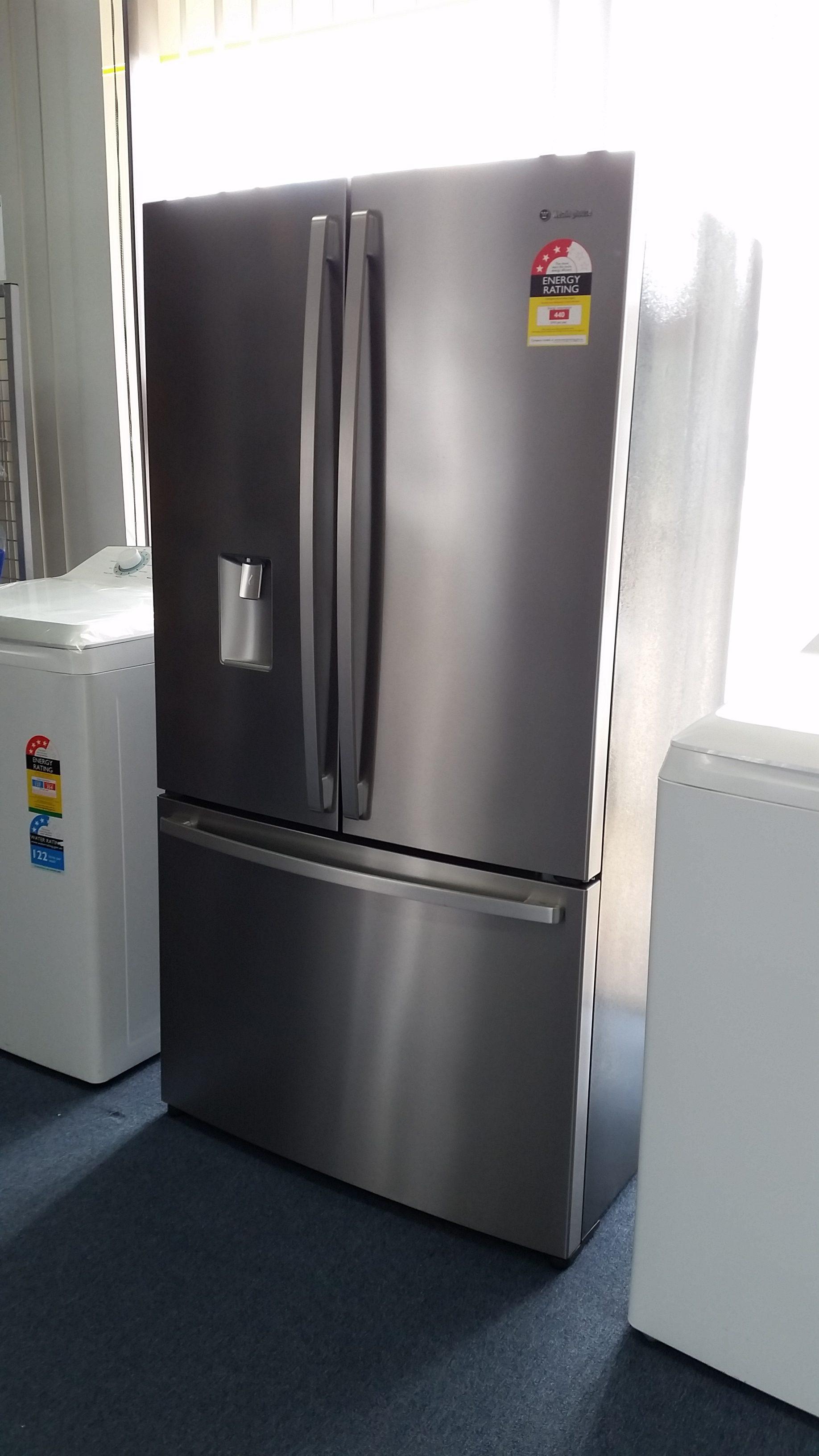 Westinghouse WHE6060SA-D french door fridge nov18 Doug Smith Spares granville