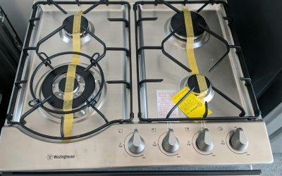 Westinghouse WHG644SA Gas Cooktop – $299 Gold Coast