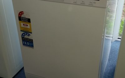 Westinghouse WSF6606W Dishwasher. $575 – Granville