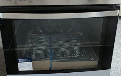 *** Sold *** Westinghouse WVE614SA Wall Oven – $498 Pymble