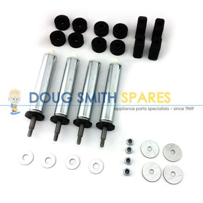 441889 Asko Washing Machine Spring Leg Kit