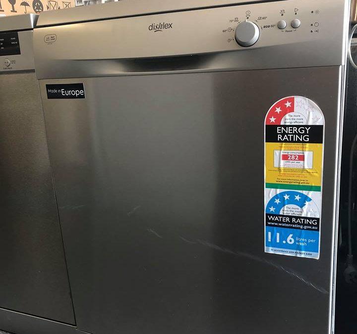 Dishlex DSF6106X Dishwasher – $439 Pymble