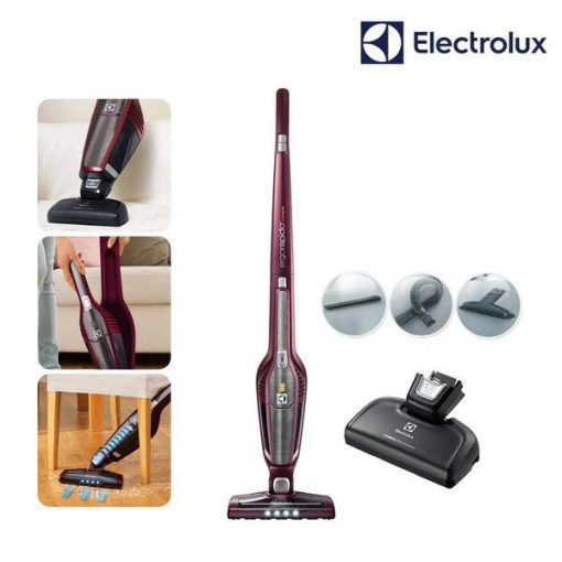 Electrolux ZB3230P Cordless Vacuum Cleaner Brochure. Doug Smith Spares