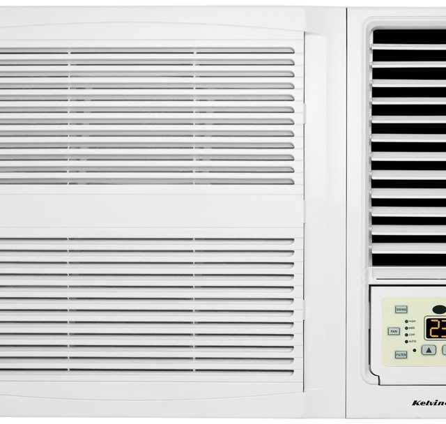 Kelvinator KWH26HRE Window Wall Room Air Conditioner. Doug Smith Spares