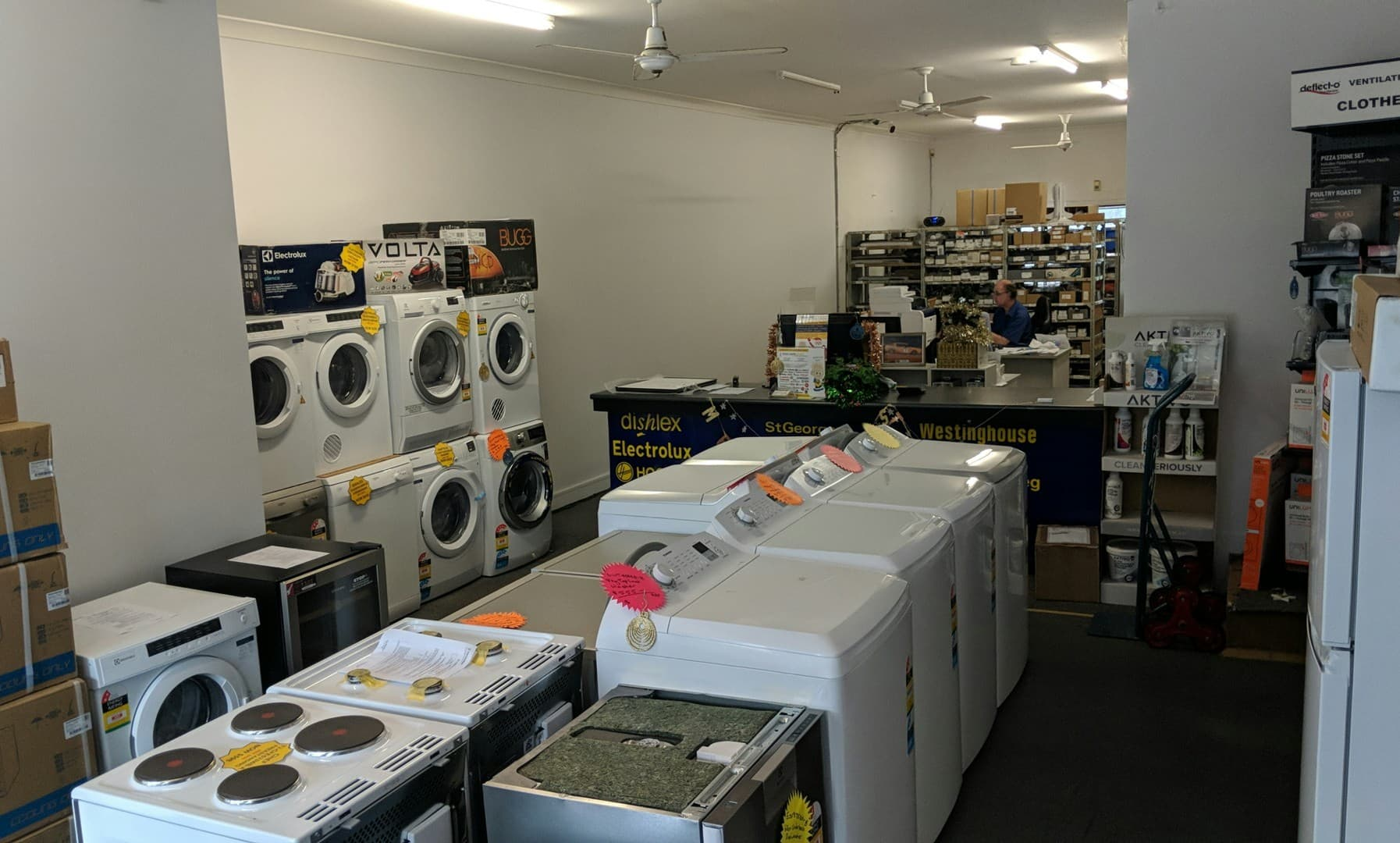 Doug Smith Spares Pymble Factory seconds discounts