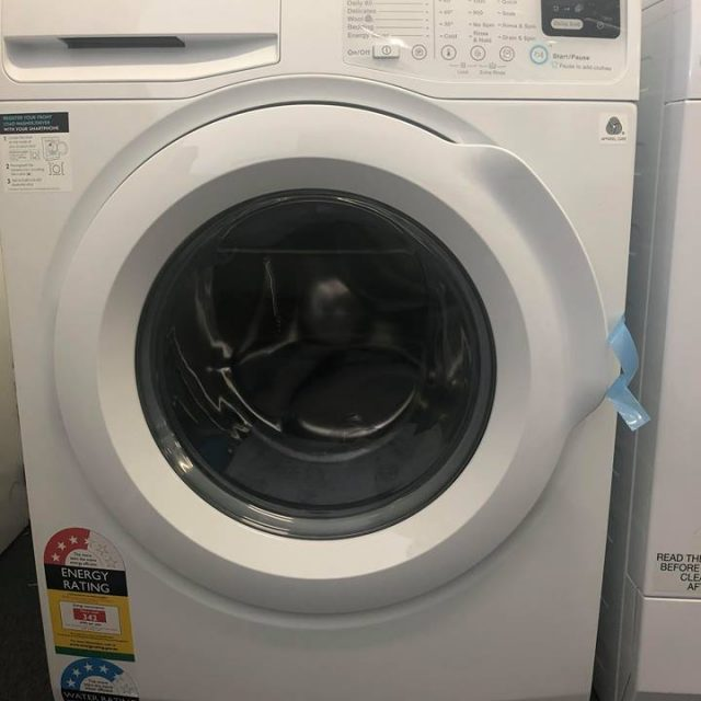 Simpson Swf7025eqwa Front Loading Washing Machine Sydney