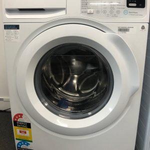 Simpson SWF7025EQWA Front Loading Washing machine. Doug Smith Spares Pymble Feb20