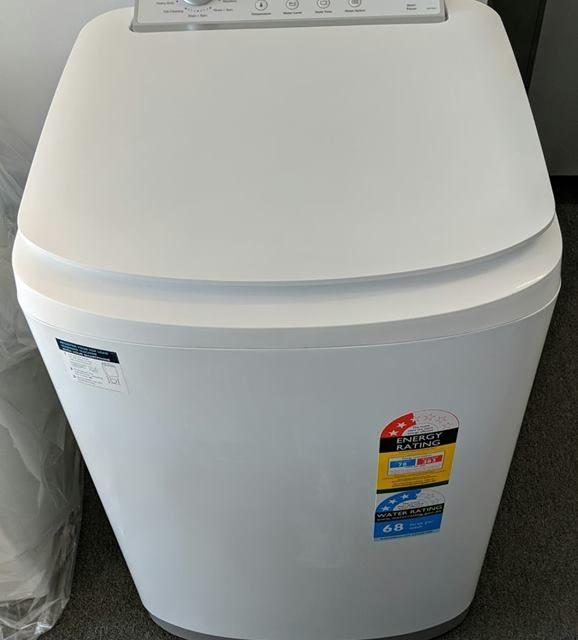 Simpson SWT5541 Washing Machine. Doug Smith Spares Pymble Dec 18