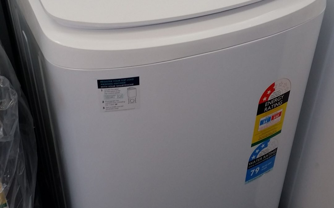Simpson SWT6541 Washing Machine. $448 Granville