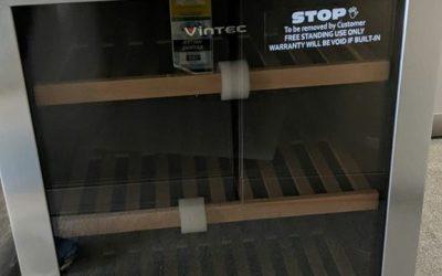 Vintec V30SGES3 Wine Cooler – $588 Pymble