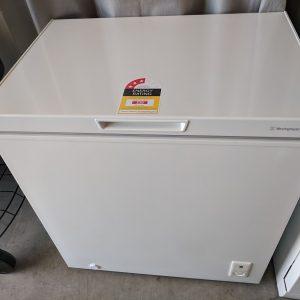 Westinghouse WCM1400WD Chest Freezer. Doug Smith Spares Gold Coast jan19