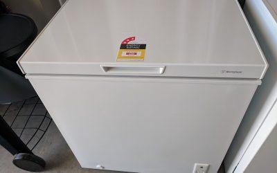Westinghouse WCM1400WD Chest Freezer – $218 Pymble