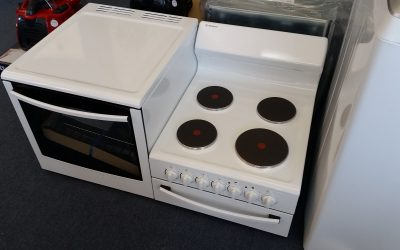 Westinghouse WDE135WA-L Elevated Stove. $1450 Granville