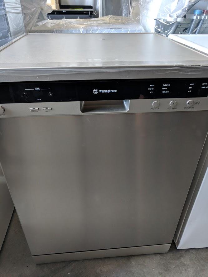 Westinghouse WSF6606X Dishwasher. Doug Smith Spares Gold Coast Dec18