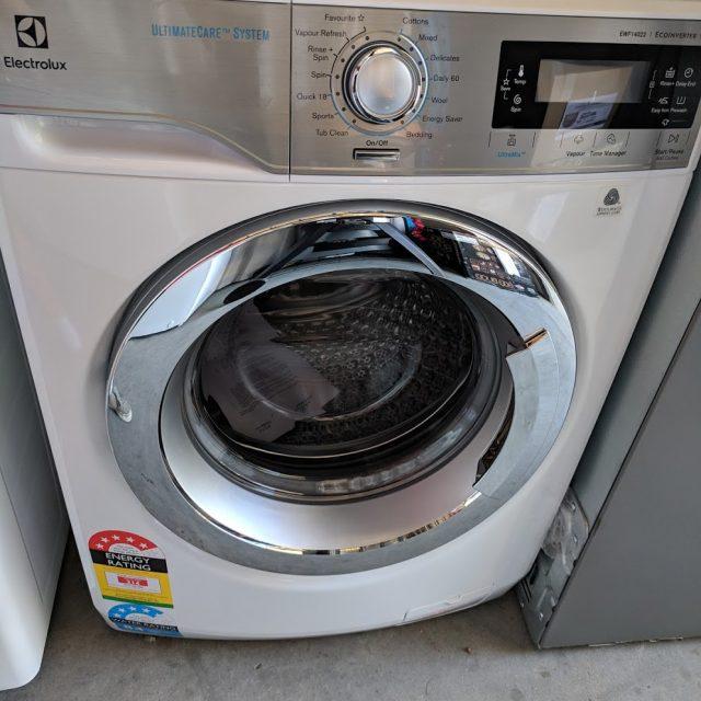 Electrolux EWF14023 Front Load Washing Machine. Doug Smith Spares Gold Coast Jan19