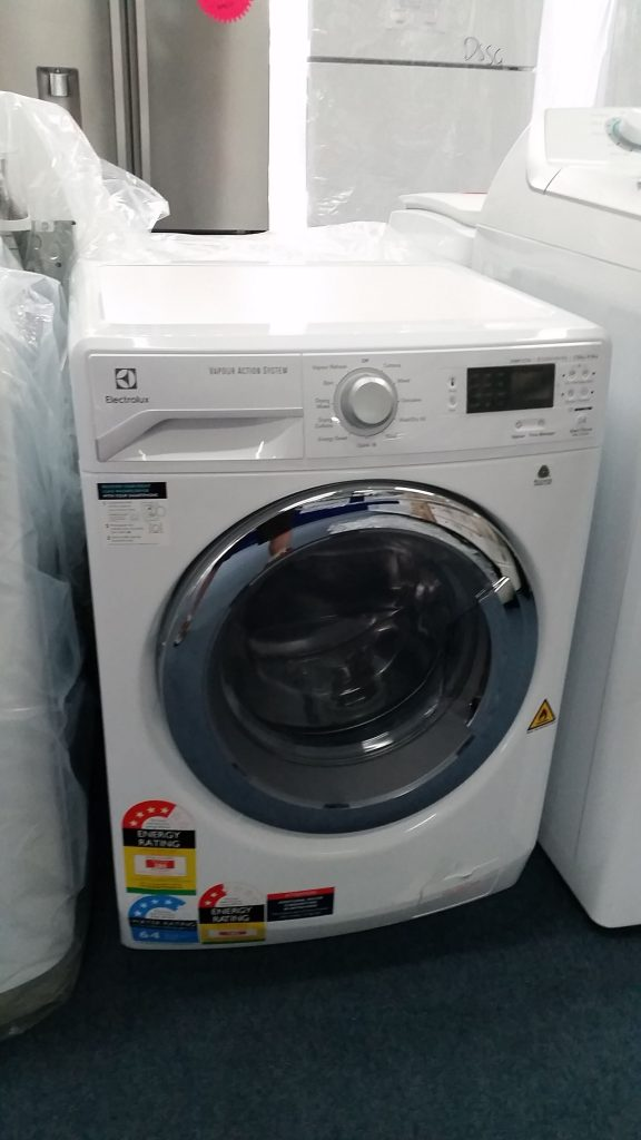 Electrolux Eww12753 Front Load Washer Dryer Best Price In