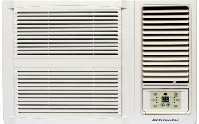 Kelvinator KWH26CRE Window Wall Air Conditioner – $428 Gold Coast
