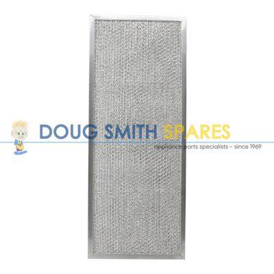 102687 Westinghouse Rangehood Aluminium Grease Filter (486 x 194mm)
