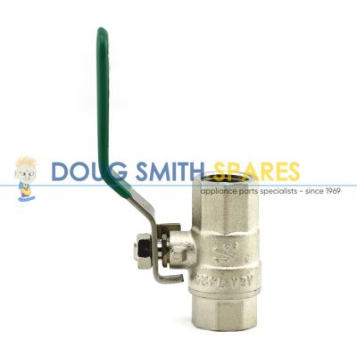 1210404BR Bromic Gas Gas or Water Ball Valve (DR Brass
