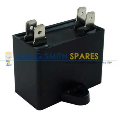 CAP0025SQ Universal Washing Machine Square 2.5uF Run Capacitor